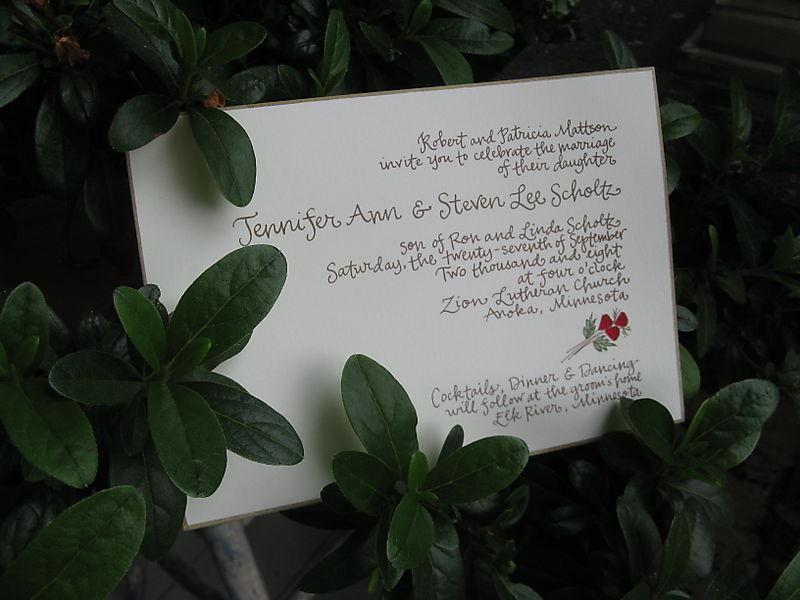 Mattson invite
