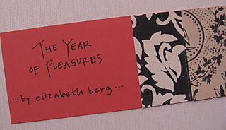 Year of pleasures
