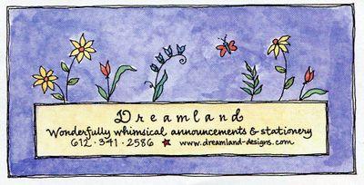 Dreamland baby ad