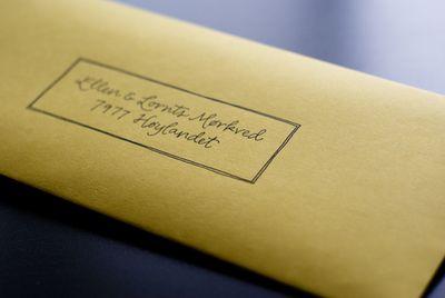 Suji envelope