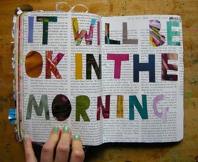 Okay in the morning