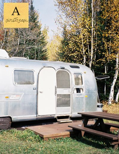A is for airstream 1