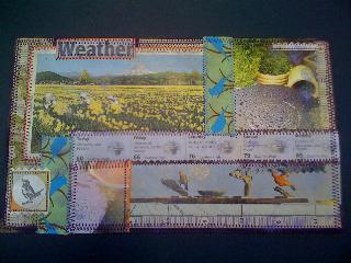 Postcard maude 1