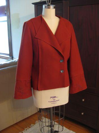 Fall coat 1