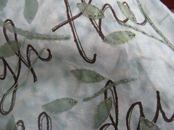 Oliver skirt detail