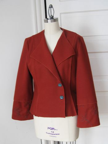 Sekelsky Wool Jacket 1