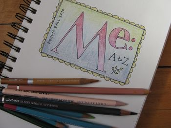 A to z cover page