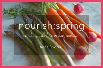 Nourish Spring by Anna Dvorak