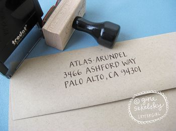 Becka address stamp by lettergirl on etsy 02