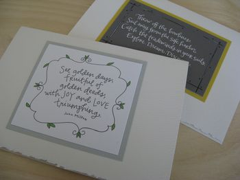 Card set by lettergirl