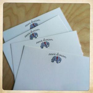 Anne duncan notecards