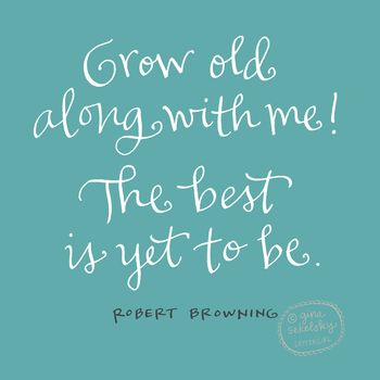 Browning quote by gina sekelsky at lettergirl on etsy